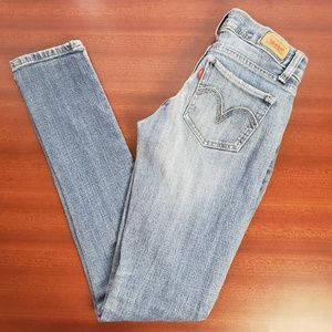 Levi's Genuinely Crafted Skinny Jeans